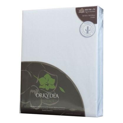 Orkydea madrasbeskytter med jersey 180x210x25