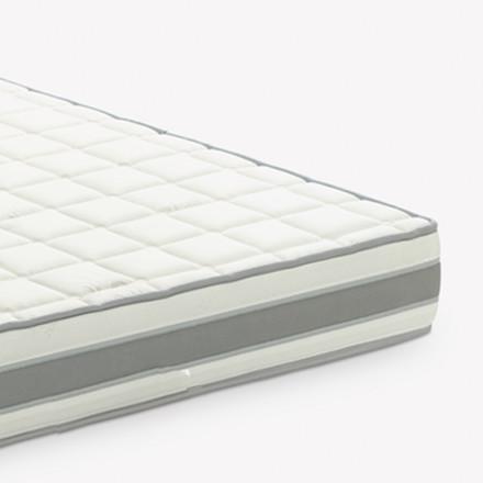 Silver Visco madras 90x200