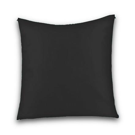 Orkydea Basic Jersey hovedpudebetræk Sort 65x65