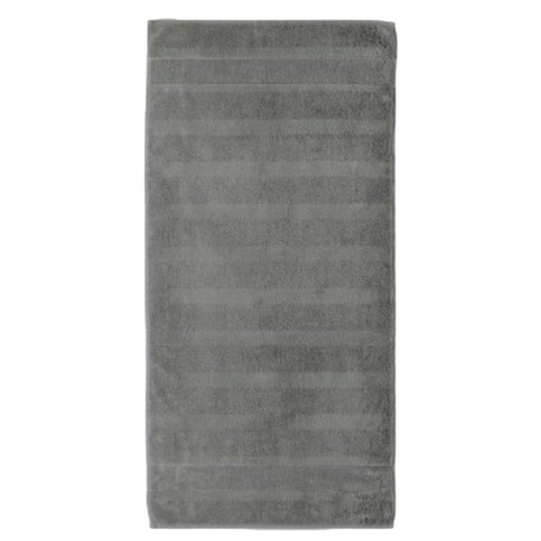 Cawö håndklæde Noblesse2 Uni Graphit 50x100