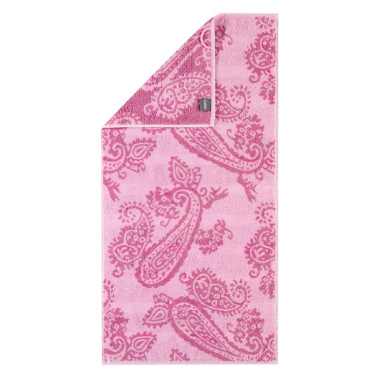Cawö Badehåndklæde Noblesse Pastell Paisley Magnolia 80x150