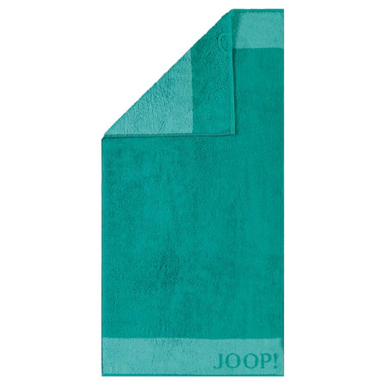 JOOP håndklæde Dubleface Turkis  50x100