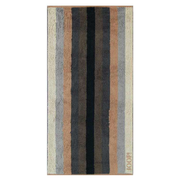 JOOP håndklæde Stripes Piment 50x100