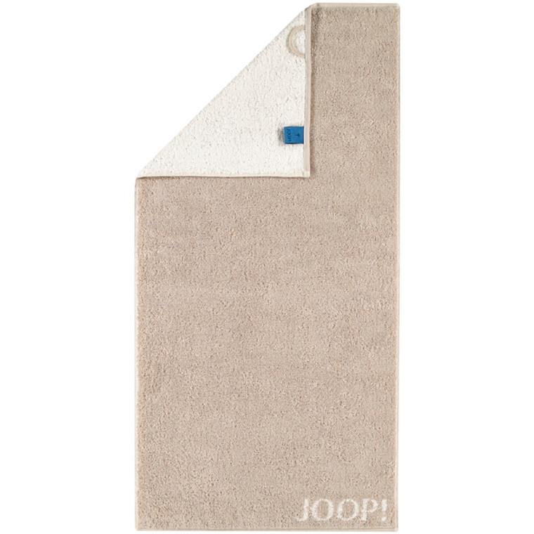 JOOP badehåndklæde Dubleface Stein 80x150