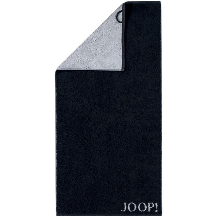 JOOP håndklæde Dubleface Graphit 50x100
