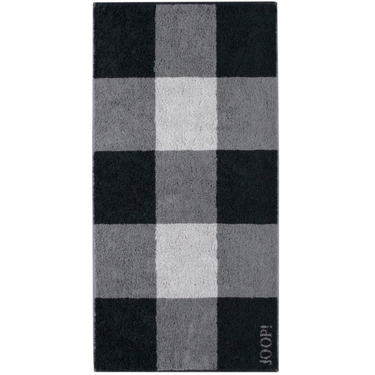 JOOP håndklæde Squares Graphit 50x100