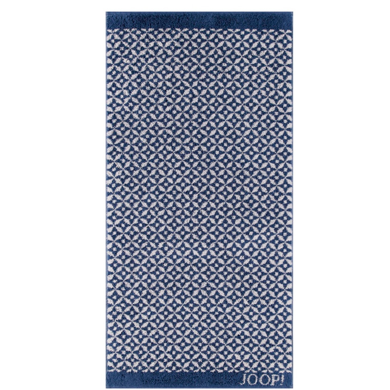 JOOP badehåndklæde Allover Royal 80x150