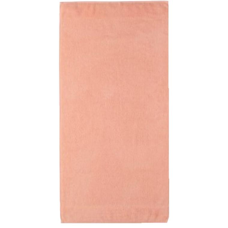 Cawö badehåndklæde Ambiente Uni Flamingo 70x140