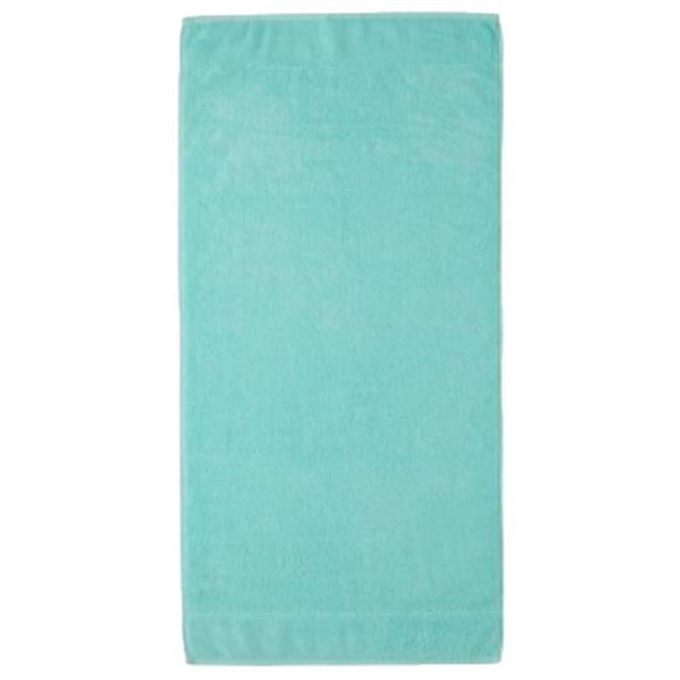 Cawö håndklæde Ambiente Uni  Isgrøn 50x100