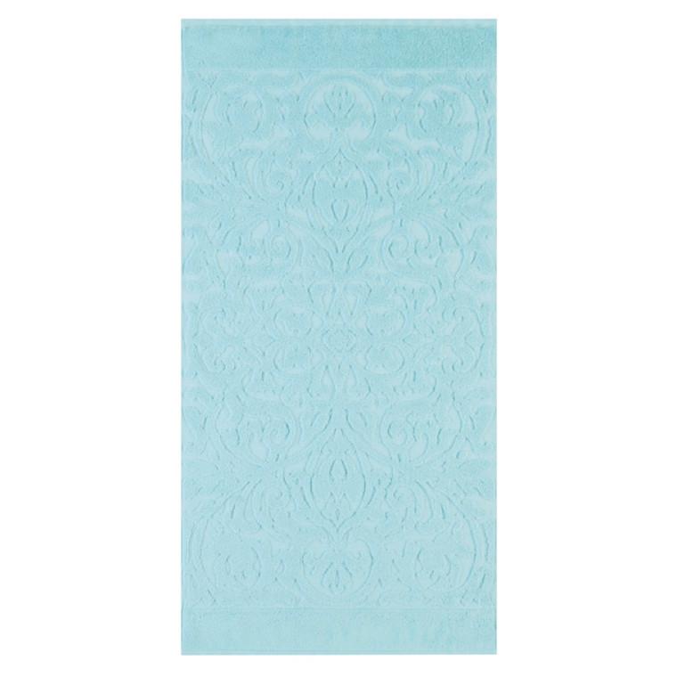 Cawö håndklæde Ambiente Ornament Mintgrøn 50x100