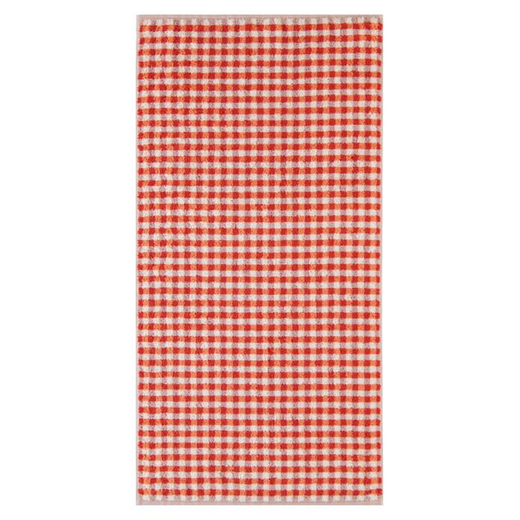 Cawö Badehåndklæde Puro Allover Siena 80x150