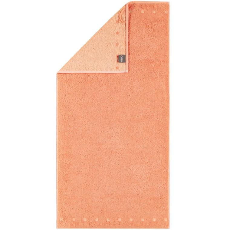 Cawö håndklæde Memory Dubleface Abrikos 50x100