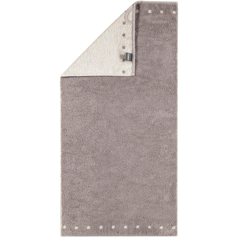 Cawö håndklæde Memory Dubleface Cappoccino  50x100