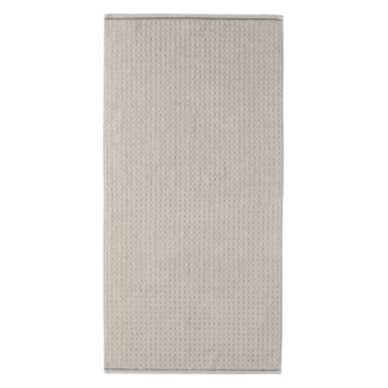 Cawö håndklæde Elements sand 50x100