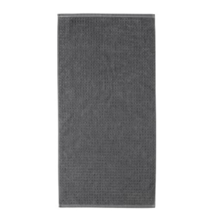 Cawö badehåndklæde Elements Antrazit 80x150