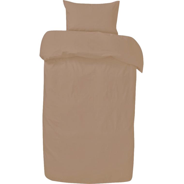 Amadora Stone washed sengetøj sand 140x220