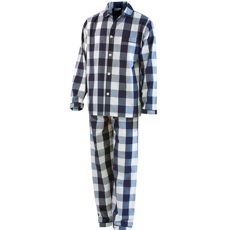 Hästens blåternet pyjamas
