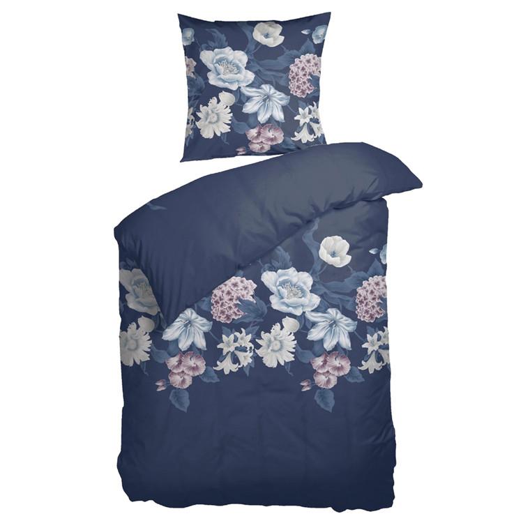 Night & Day sengesæt Desdemona Midnight blue 140x200