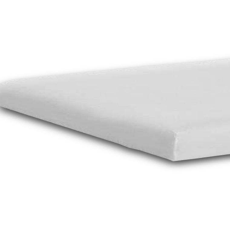 Sopire Absolute White topmadraslagen ægyptisk bomuld 90x210x15