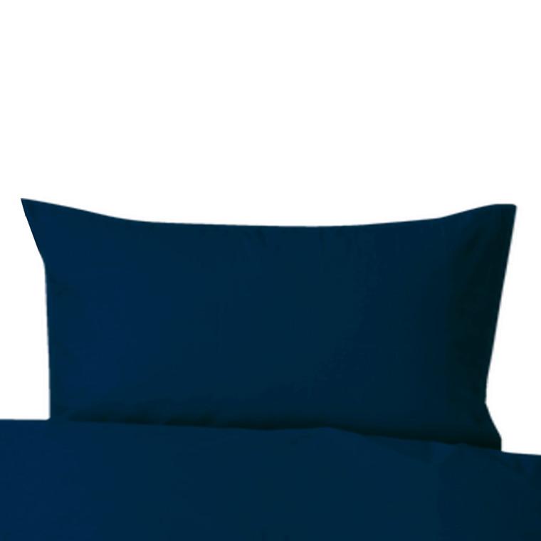 Amadora Stone washed  pudebetræk til stor gavlpude blå 70x100