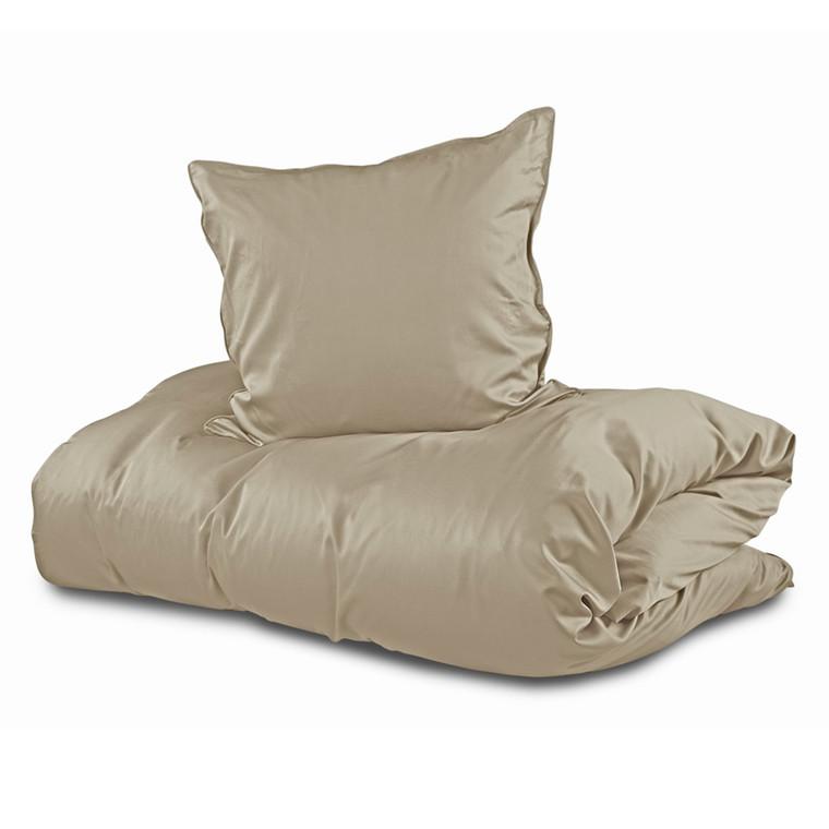 Sopire bambus sengetøj sand 140x220
