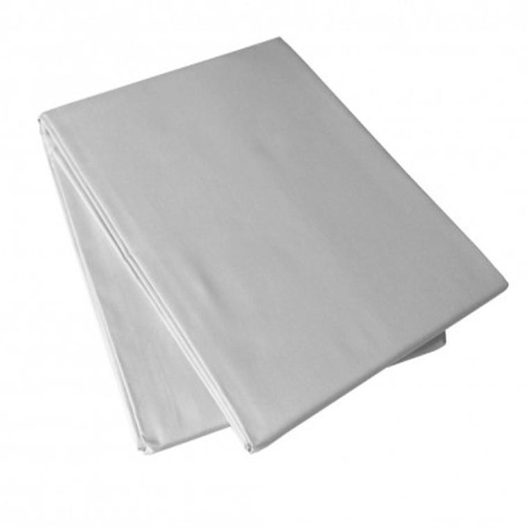 Znooze fladt bomulds-lagen hvid 260x260