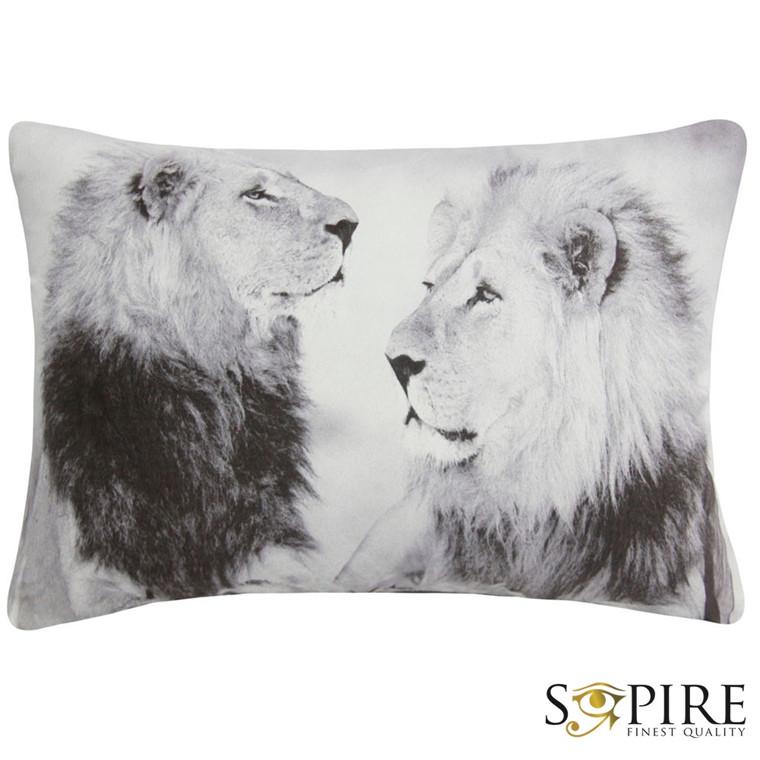 SOPIRE Løver pyntepude 30x50