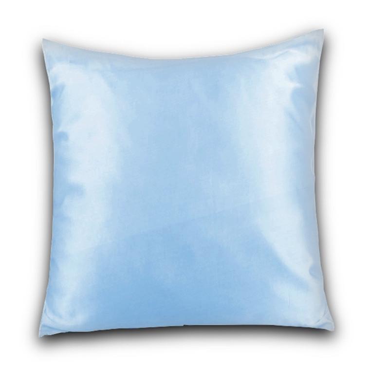 Orkydea Premium Jersey hovedpudebetræk Lysblå 65x65