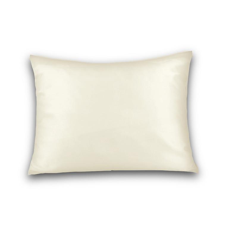 Orkydea Premium Jersey hovedpudebetræk Natur 50x70