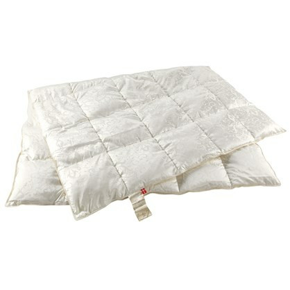 Nattergalen lun dyne med gåsedun bæreevne 12 140x200