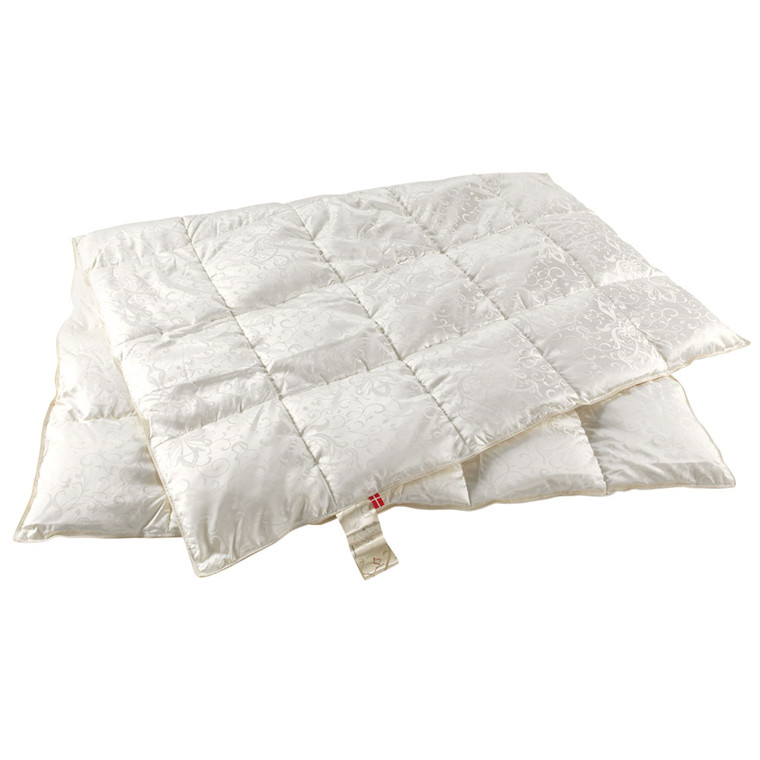 Nattergalen lun dyne med gåsedun bæreevne 12 140x220