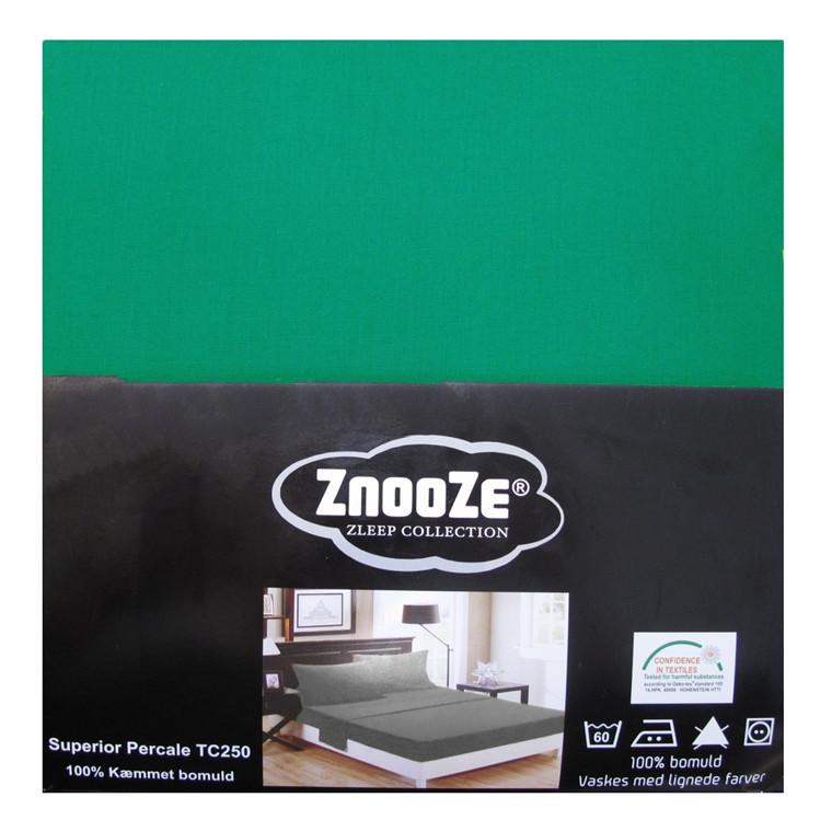Znooze Superior facon lagen 160x200x25 græs grøn