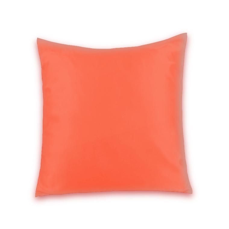 Orkydea Basic Jersey hovedpudebetræk orange 65x65
