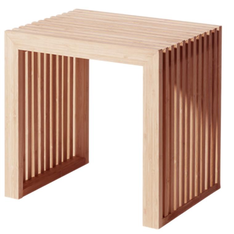 Drabina tremme skammel bambus 45x35x43