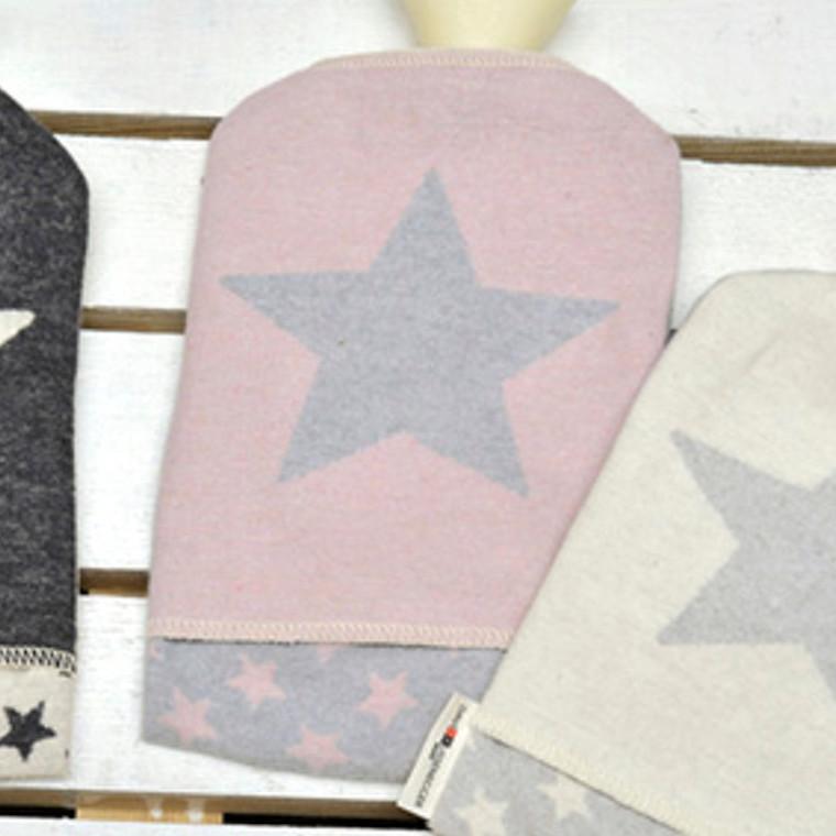 David Fussenegger varmedunk Star soft pink. Fv. 10