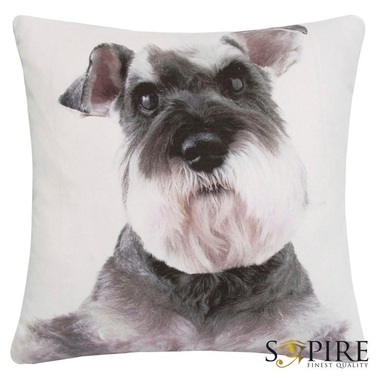 SOPIRE Terrier pyntepude 45x45