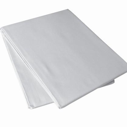 Znooze bomulds-kuvertlangen hvid 210x210x8
