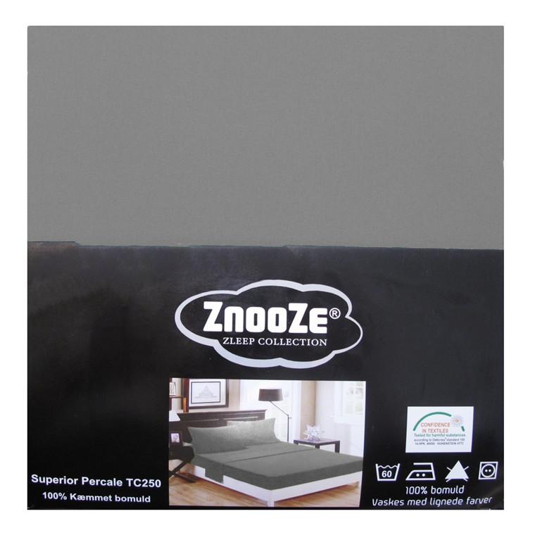 Znooze Superior facon lagen 140x200x25 mellemgrå