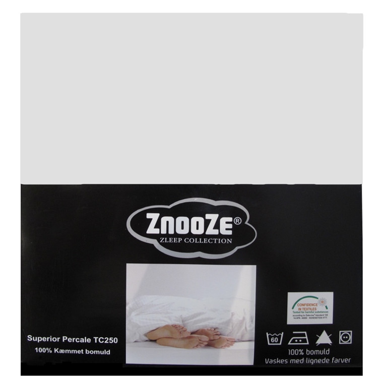 Znooze Superior facon lagen 90x210x25 off white