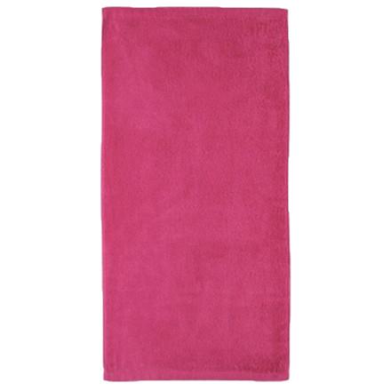Cawö Badehåndklæde Life Style Uni Pink 70x140