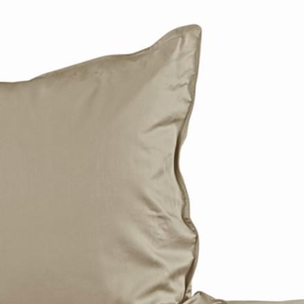 Sopire bambus sengetøj sand 140x200