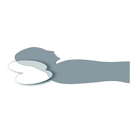 Sopire  Anatomic 3 lav hovedpude med nakkestøtte 50x60