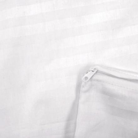 Sopire Road hvid egyptisk bomuld sengetøj til dobbeltdyne 240x220