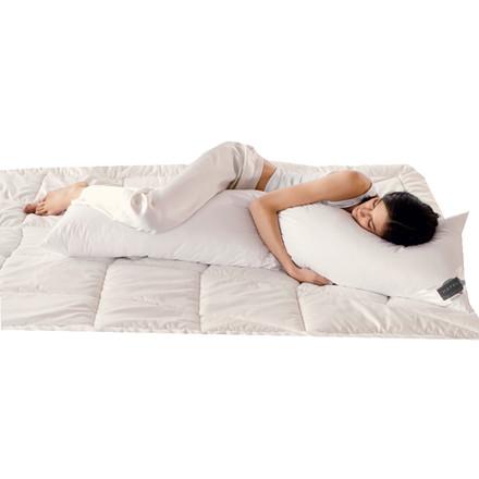 Johan Hefel side-sleep-pillow 160x35 incl 2 betræk