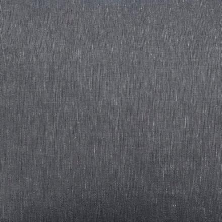 Hästens Velvet dynebetræk 240x220 Graphit grå modal og hør