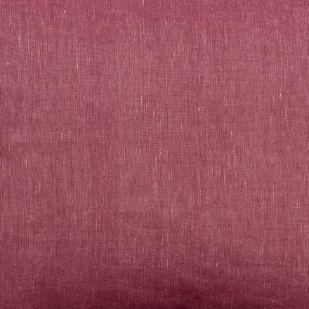 Hästens Velvet dynebetræk 240x220 Red Plum modal og hør