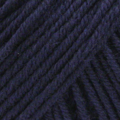 Superfine Merino, navy
