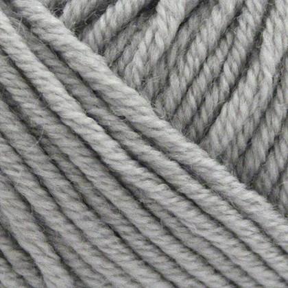 Superfine Merino, lys grå