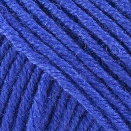 Superfine Merino, blå kobolt