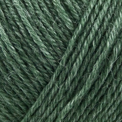 Nettle Sock Yarn, grøn